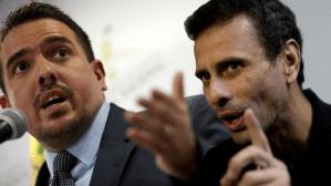 Stalin González y Henrique Capriles conversaron con ministro turco a espaldas de la Presidencia Encargada