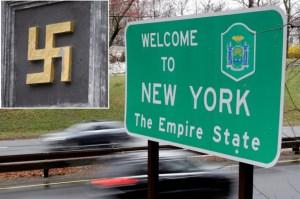 La ciudad neoyorquina de Swastika vota para mantener su nombre