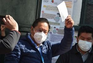 Conteo rápido: Luis Arce, delfín de Evo Morales, ganó elecciones de Bolivia en la primera vuelta