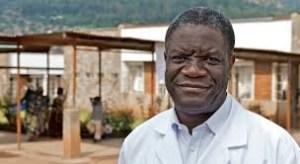 Nobel de la Paz Mukwege encabeza protestas contra la impunidad en el este de RD Congo