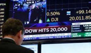 Wall Street cerró en rojo y el Dow Jones bajó tras jornada de resultados