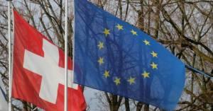 Las relaciones amor-odio entre Suiza y la Unión Europea