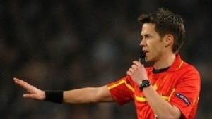 """El árbitro que rompe el tabú del fútbol: """"Ha llegado el momento de decir que soy gay"""""""