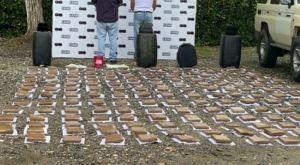 Atraparon a un efectivo del Sebin con más de 100 kilos de marihuana en Portuguesa (Fotos)