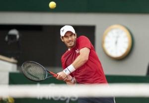 Murray se retira de torneo de Colonia por un problema pélvico