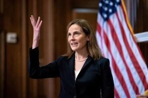 El Senado de EEUU a un paso de confirmar a jueza de Trump para el Supremo