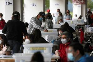 En Fotos: Chile realiza un plebiscito constitucional histórico