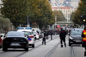 Al menos tres muertos y varios heridos por ataque con cuchillo en ciudad francesa de Niza
