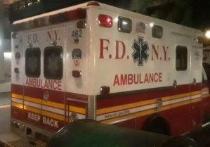 Falleció un conductor en un aparatoso accidente en Brooklyn
