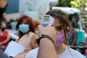 Aumentan las protestas estudiantiles en Grecia exigiendo medidas contra el Covid-19