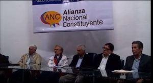 ANCO: Venezuela necesita una potente y esclarecida organización ciudadana