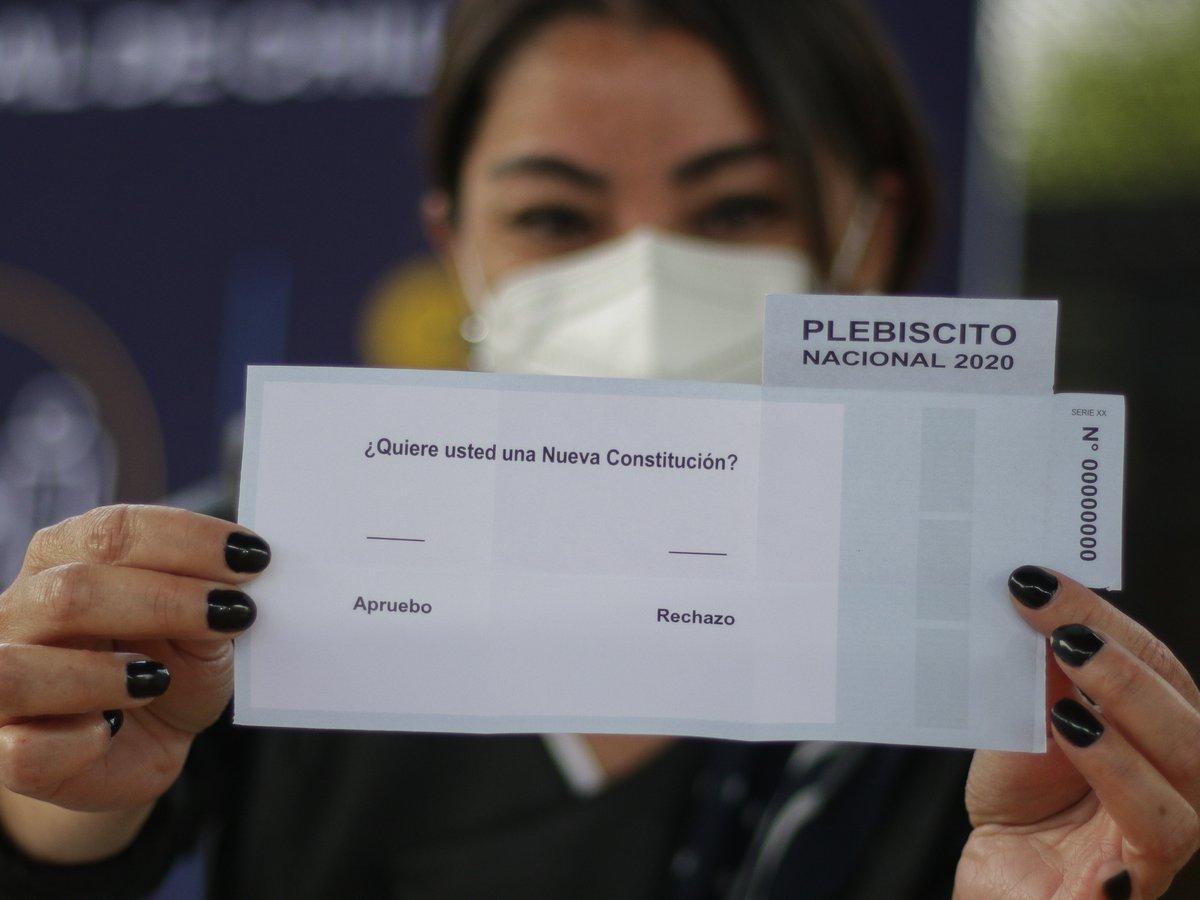 Chile vive un proceso histórico en un Plebiscito Nacional en busca de una nueva Constitución