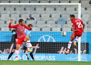 Golazos de Darwin Machís y Yangel Herrera llevaron al Granada hasta la Europa League (Videos)