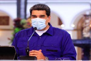 """Maduro asegura que científicos venezolanos descubrieron medicina que """"anula al 100%"""" el Covid-19"""