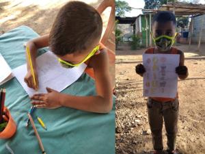 Alimenta la Solidaridad Lara inicia proyecto de lectoescritura