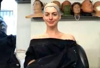 Anne Hathaway reveló el proceso para convertirse en una temible y horripilante bruja (VIDEO)