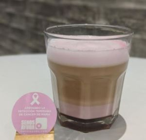 Aroma Di Caffè y Senos Ayuda estrechan lazos para promover la sensibilización sobre el cáncer de mama