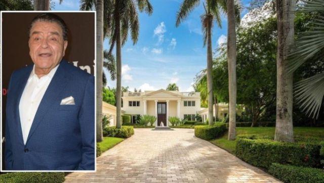 Don Francisco está vendiendo su mansión en Florida por 20 millones de  dólares (FOTOS)