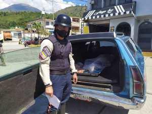 Lo descubrieron arropado y con tapaboca: Se hizo el muerto para surtir gasolina en Mérida (FOTOS)