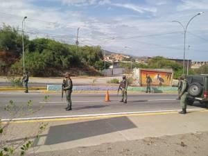 Los esbirros del régimen activaron la Navidad Segura 2020 en Vargas