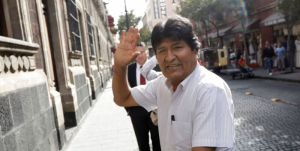 Evo Morales definirá esta semana si regresa a Bolivia para la asunción de Arce