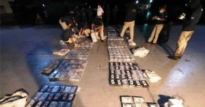 Honduras seizes 489 Kg of cocaine in light aircraft coming from Venezuela