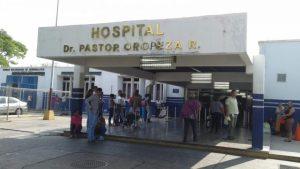 Trabajadores del Hospital Dr. Pastor Oropeza de Barquisimeto protestan por salarios dignos y equipos de bioseguridad #19Oct (VIDEO)