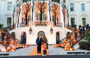 La Casa Blanca realizará el tradicional evento de Halloween pese al Covid-19