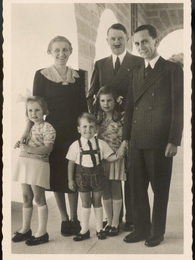 Hitlers Familie Heute