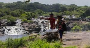Crisis de gas doméstico aumenta tala de árboles y colecta de leña en el Parque Cachamay