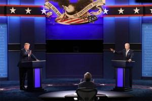 Comisión considera cortar los micrófonos de los candidatos en el próximo enfrentamiento presidencial