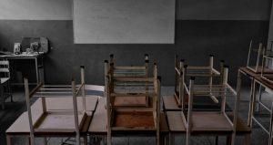 Venezuelan schools restart in a void