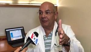 Dr. Julio Castro: No hay razón para pensar que la epidemia se acabará en Venezuela