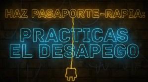 La Pasaporte-rapia: El nuevo episodio de La Desenchufada (Video)