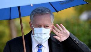 """La Casa Blanca admite por primera vez que EEUU no podrá """"controlar la pandemia"""" del Covid-19"""