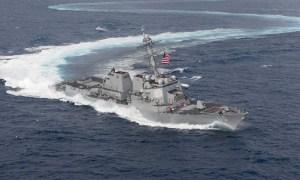 EEUU confirmó y calificó de exitosa la operación naval cerca de las costas venezolanas