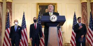 US Sanctions Iran, Venezuela's Maduro amid increased cooperation