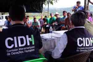 La Cidh expresó su preocupación por la desaparición del periodista Roland Carreño
