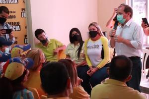 Juan Pablo Guanipa: La unidad es fundamental para sacar a Nicolás Maduro de la presidencia que usurpa