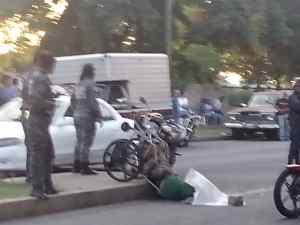 Pedigüeño en silla de rueda fallece tras ser chocado por un vehículo en Barinas