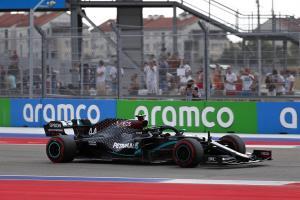 Lewis Hamilton se hace con la 'pole position' del GP de Portugal de Fórmula 1