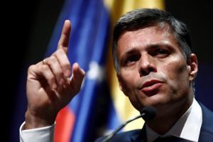 Leopoldo López: Salí de Venezuela para trabajar y enfrentar la dictadura