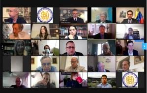 Embajada de Venezuela en Canadá sostuvo encuentro virtual con panelistas para conversar sobre el R2P