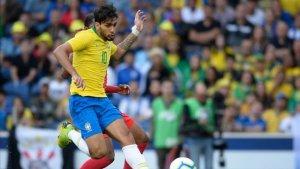 Paquetá reemplazará a Coutinho en la convocatoria de Brasil para juegos contra Venezuela y Uruguay