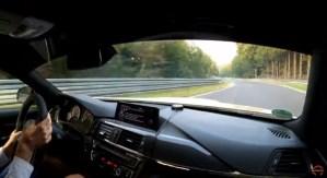 ¿Qué pasaría si conduces un automóvil común como si fuera un monoplaza de F1? (VIDEO)