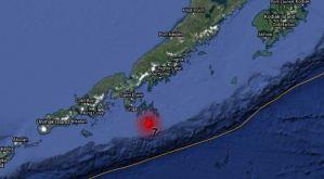 Emitieron alerta de tsunami en Alaska tras un terremoto de magnitud 7,4