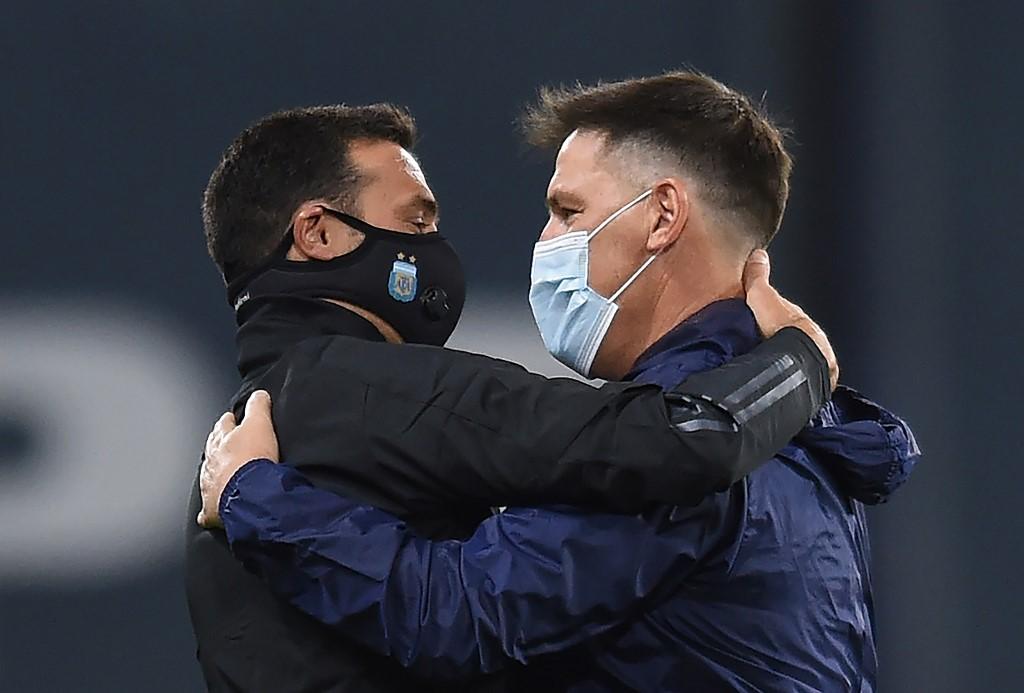 Director Técnico argentino tras empate con Uruguay: El fútbol así no le gusta a nadie