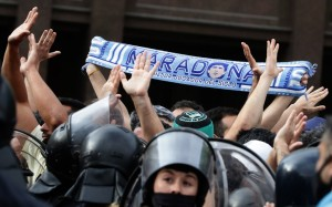 La petición de la familia de Maradona al pueblo argentino