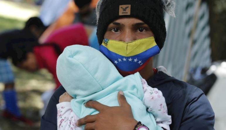 Segunda oleada de coronavirus en Venezuela muestra incidencia en niños