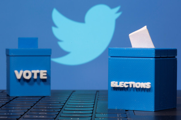 "Twitter etiquetó 300 mil tuits electorales ""potencialmente engañosos"""